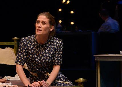 "Colleen Madden in ""The Jewish Wife""."